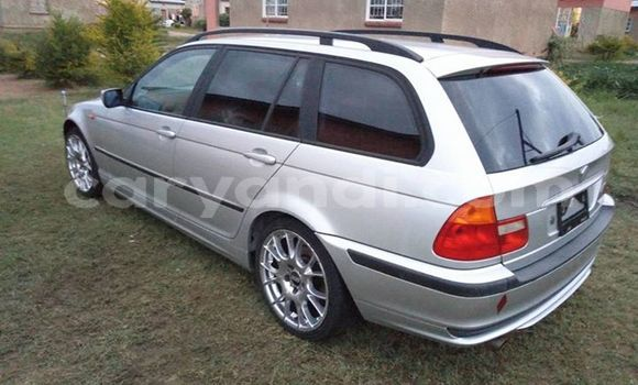 Buy Used BMW 3–Series Silver Car in Chipata in Zambia
