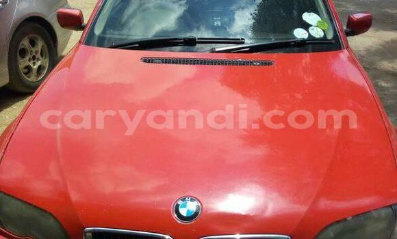 Buy Used BMW 3-Series Red Car in Chipata in Zambia