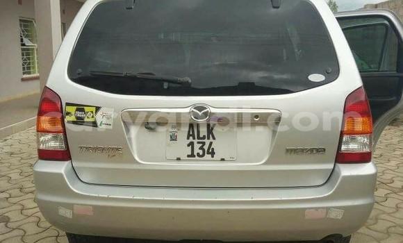 Buy Used Mazda Tribute Silver Car in Chipata in Zambia