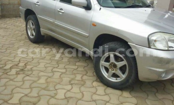 Buy Used Mazda Tribute Silver Car in Chipata in Zambia