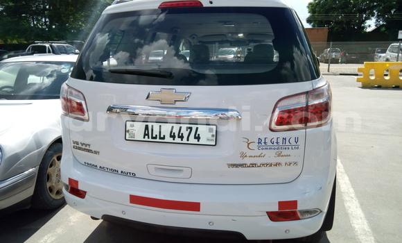 Buy Used Chevrolet Caprice White Car in Lusaka in Zambia