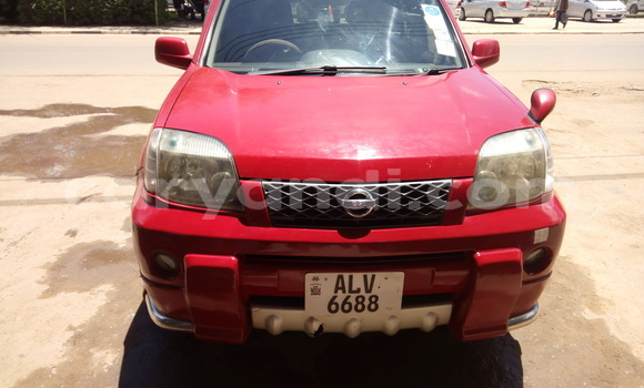 Buy Used Nissan X-Trail Red Car in Lusaka in Zambia