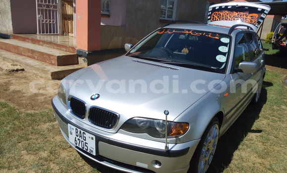 Buy New BMW 3–Series Silver Car in Lusaka in Zambia