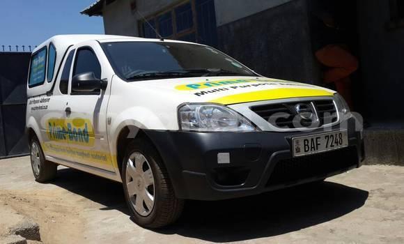 Buy Used Nissan Pickup White Car in Lusaka in Zambia