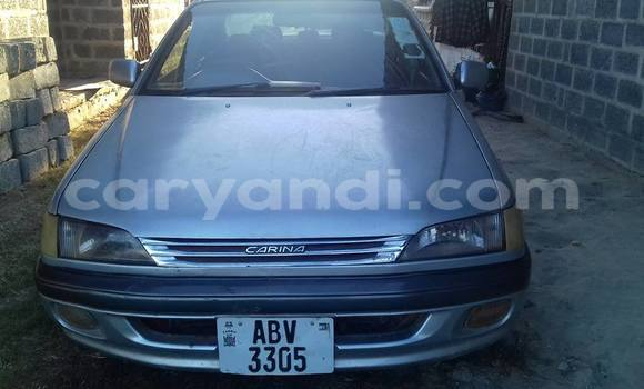 Buy Used Toyota Carina Silver Car in Chipata in Zambia
