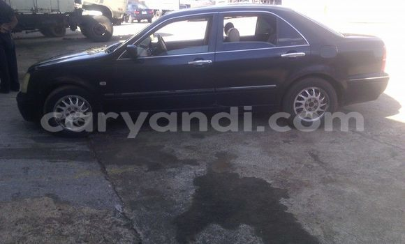 Buy Used Toyota Progrès Black Car in Chipata in Zambia