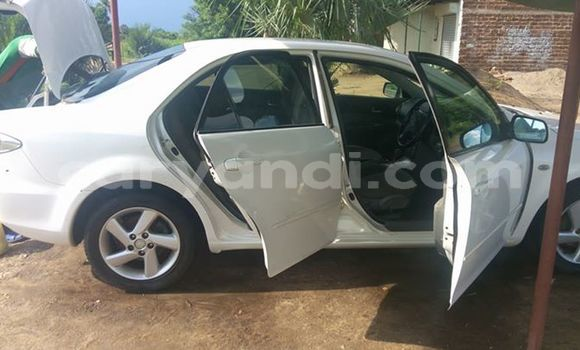 Buy Used Mazda Atenza White Car in Chipata in Zambia