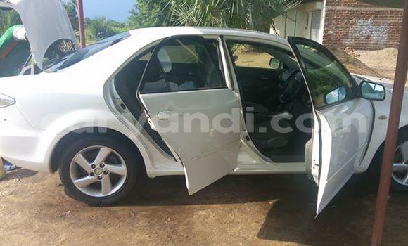 Buy Used Mazda Atenza White Car in Chipata in Zambia