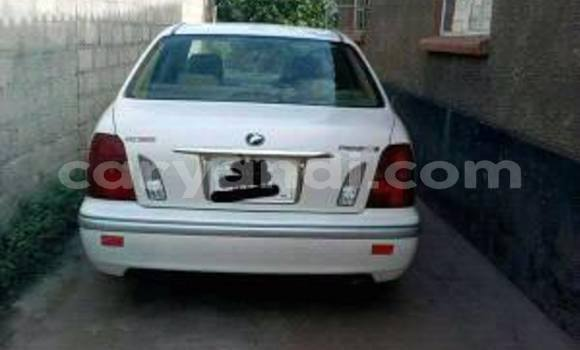 Buy Used Toyota Progress White Car in Chipata in Zambia