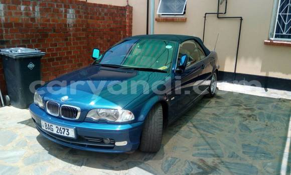 Buy Used BMW 3-Series Blue Car in Lusaka in Zambia