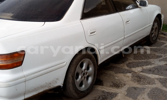 Buy Used Toyota MR2 White Car in Kitwe in Zambia