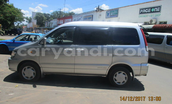 Buy Used Toyota Noah Black Car in Livingstone in Zambia