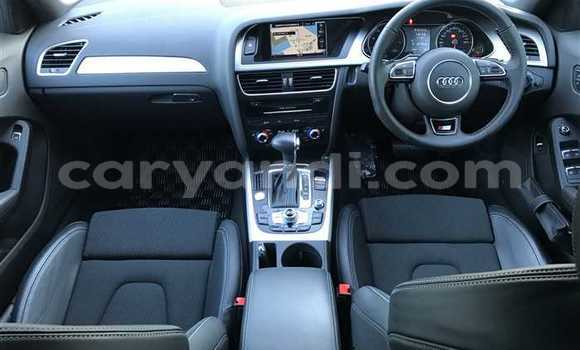 Buy Used Audi A4 White Car in Chipata in Zambia
