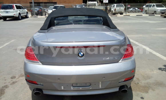 Buy Used BMW 5-Series Black Car in Lusaka in Zambia