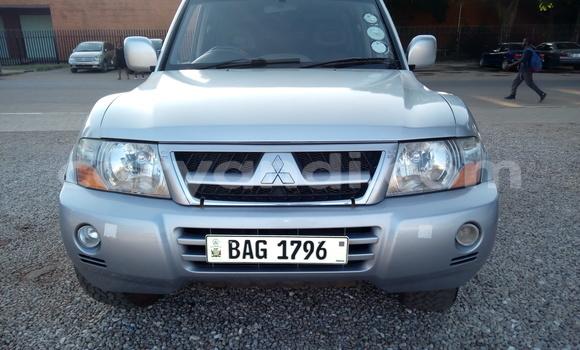 Buy Used Mitsubishi SHOGUN PININ Silver Car in Lusaka in Zambia