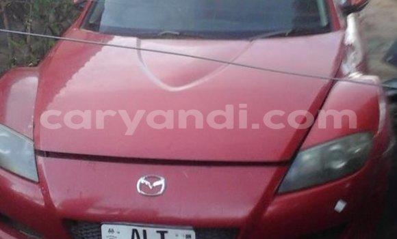 Buy Used Mazda RX-8 Red Car in Chingola in Zambia