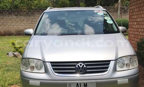 Buy Used Volkswagen Touran Silver Car in Lusaka in Zambia