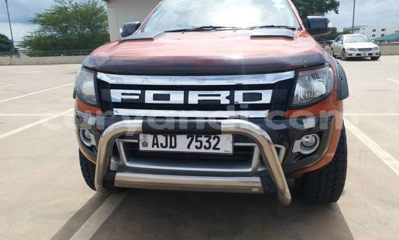 Buy Used Ford Ranger Other Car in Lusaka in Zambia
