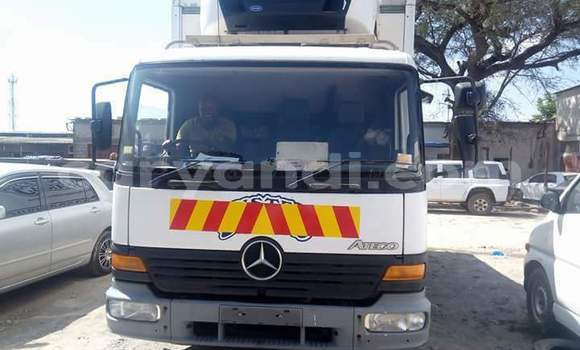Buy New Mercedes-Benz Atego White Truck in Lusaka in Zambia