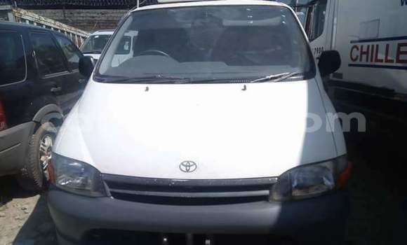 Buy New Toyota Hiace White Car in Lusaka in Zambia