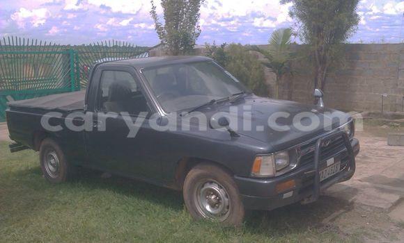 Buy Used Toyota 4Runner Black Car in Chingola in Zambia