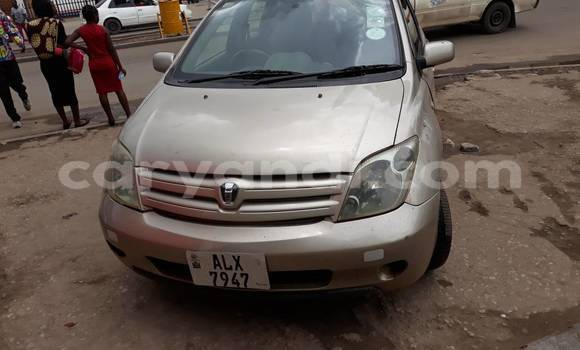 Buy Used Toyota IST Beige Car in Lusaka in Zambia