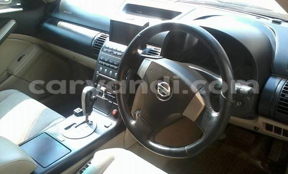 Buy Used Nissan 350Z Silver Car in Chingola in Zambia