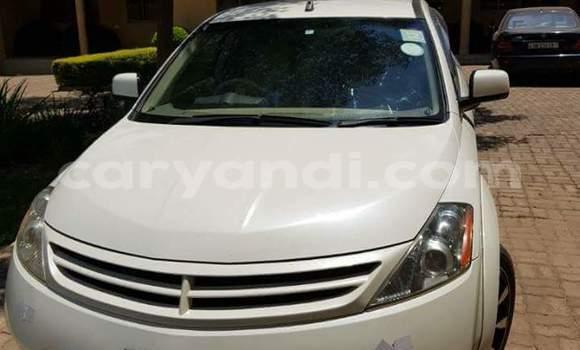 Buy New Nissan Murano White Car in Lusaka in Zambia
