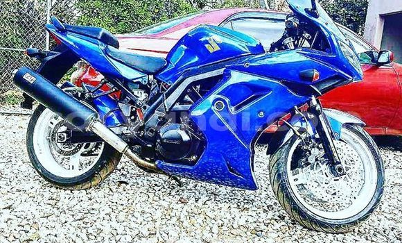 Buy Used Suzuki SV 1000 Blue Moto in Lusaka in Zambia