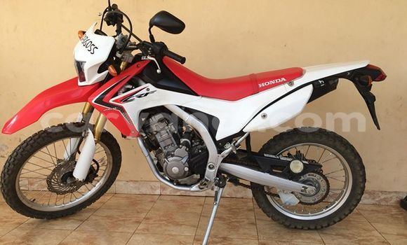 Buy Used Honda CRF 250L Red Bike in Lusaka in Zambia