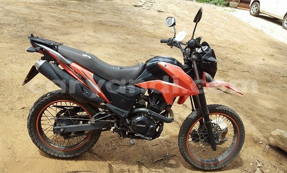 Buy Used Loncin LX150 GY–6 Brown Bike in Lusaka in Zambia