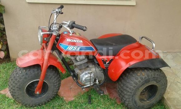 Buy Used Honda 185S Red Bike in Lusaka in Zambia