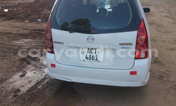 Buy Used Mazda Premacy White Car in Chingola in Zambia