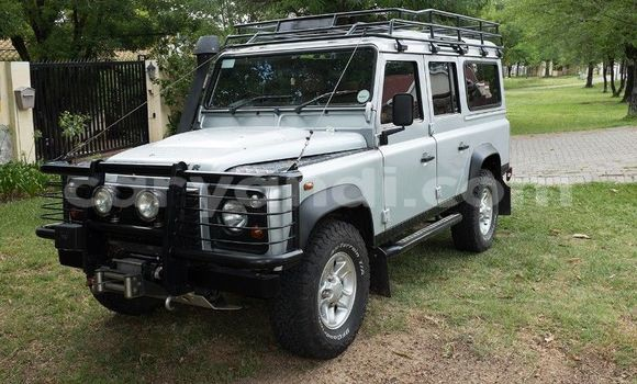 Buy Used Land Rover Defender White Car in Lusaka in Zambia