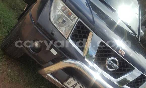 Buy Used Nissan Navara Black Car in Lusaka in Zambia
