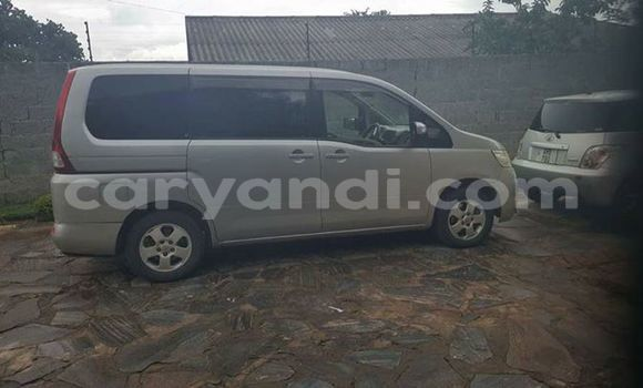 Buy Used Nissan Serena Silver Car in Lusaka in Zambia