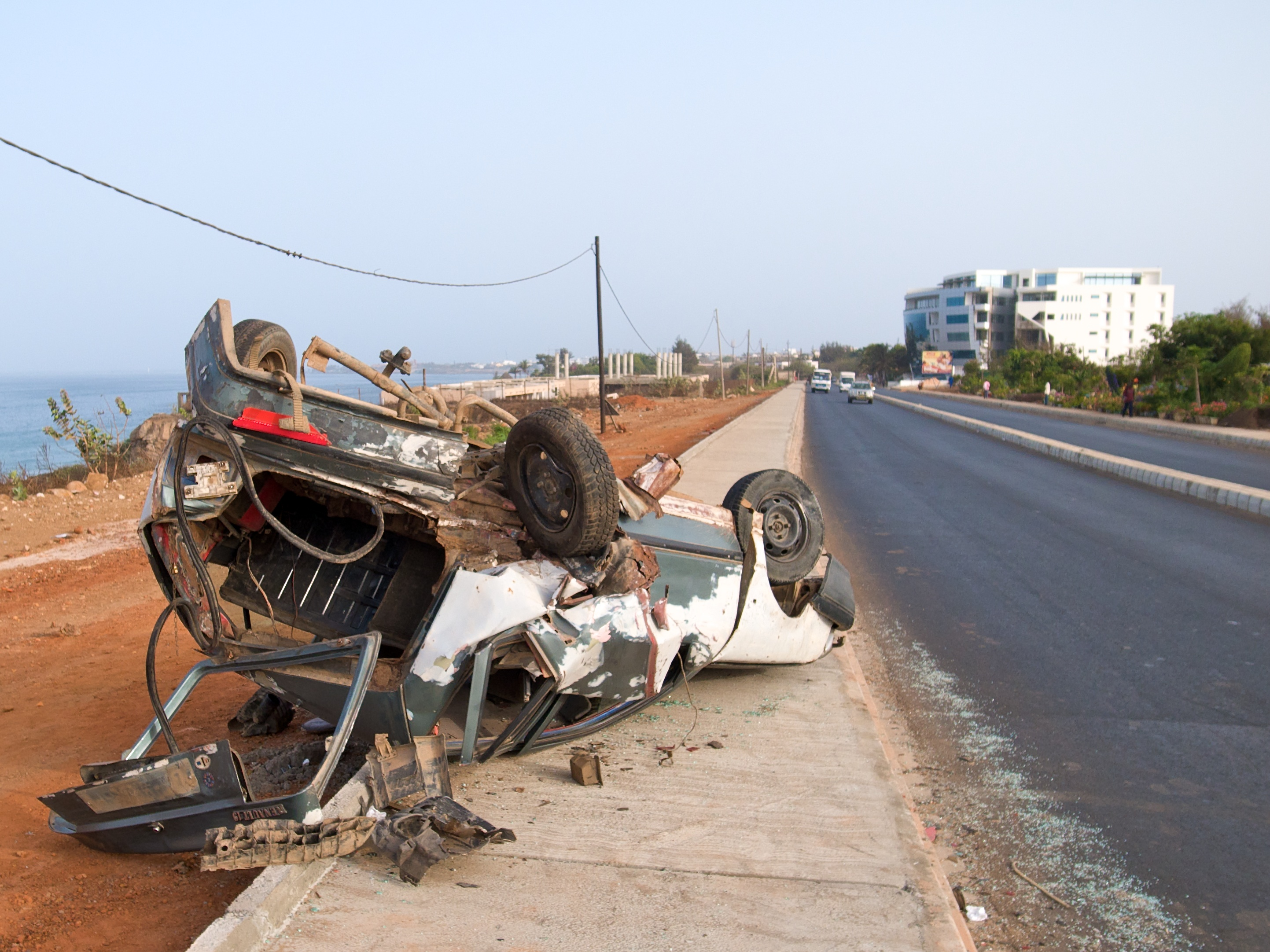 Zambia: Possible measures to reduce road traffic accidents ...
